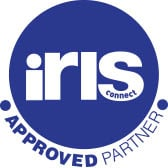 Approved partner logo iris