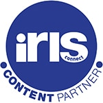 iris connect content partner logo