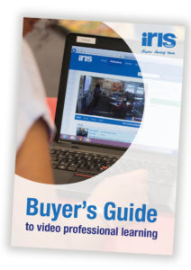 buyer's guide to video professional development