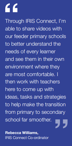 School quote about professional development