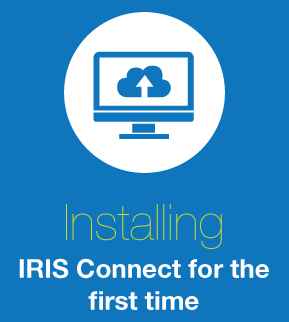 How to install IRIS Connect for the first time