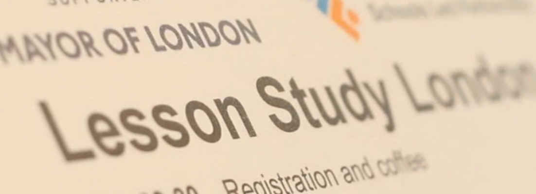 Lesson study conference London 2015