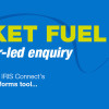 rocket fuel banner news