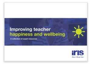 guide for improving teacher happiness and wellbeing