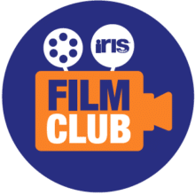 iris connect film club logo